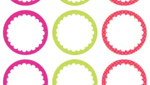 Cupcake Picks Template Easter Cupcake toppers Free Printables