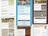 Custom Email Marketing Templates 17 Best Images About Custom HTML Email Templates On