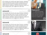Custom Email Marketing Templates Clean Business Email Newsletter Template E Newsletter