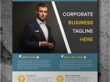 Custom Flyer Templates Free Free Corporate Business Flyer Psd Template Freebies