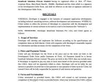 Custom software Development Contract Template Sample software Development Agreement Template 13