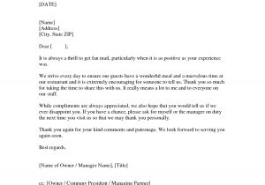 Customer Response Letter Templates Best Photos Of Example Of A Response Letter Job Response