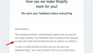 Customer Service Feedback Email Template the Ultimate Customer Feedback Email Template Samples