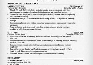 Customer Service Representative Resume Template Customer Service Resume Samples Writing Guide