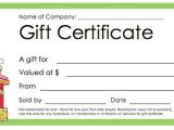 Customizable Christmas Gift Certificate Template Download Christmas Gift Certificate Templates Wikidownload