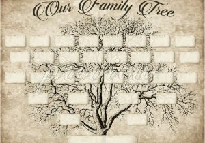 Customizable Family Tree Template Best 25 Family Tree Templates Ideas On Pinterest Family