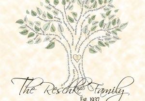 Customizable Family Tree Template Custom Family Tree Template Templates Station