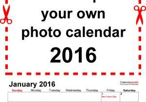 Customize Calendar Template Customizable 2016 Calendar Template for Word Calendar