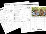 Customized Calendar Template Large Custom Calendar Template Print Blank Calendars