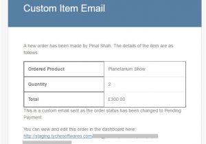 Customized Email Templates How to Create Custom Email Templates In Woocommerce