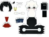 Cut Out Character Template 90 Cut Out Character Template Cartoon Character