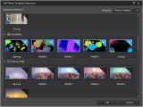 Cyberlink Powerdirector Slideshow Templates Cyberlink Powerdirector 13 Slide 8 Slideshow From