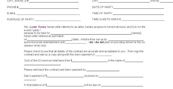 D S Contract Template Dj Contract Template Non Compete Agreement D J