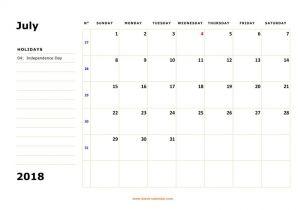 Daily Flip Calendar Template 2018 Calendar Printable Printable Daily Calendar