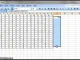 Data Analysis Template for Teachers Simple Data Analysis for Teachers Using Excel Youtube
