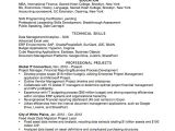 Data Analyst Resume Template Resume Example for A Data Analyst Susan Ireland Resumes