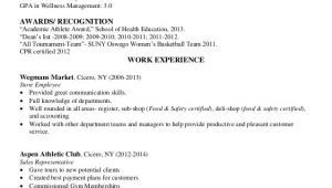 Date Of Availability Resume Sample Alyssa Georgiade Resume