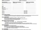 Daycare Contract Templates Free Best 25 Daycare Contract Ideas On Pinterest
