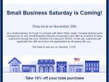 Daylight Saving Email Template 11 Holiday Email Templates for Small Businesses Nonprofits