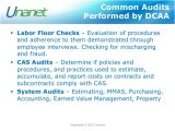 Dcaa Contract Brief Template Dcaa Floor Check Floor Matttroy