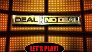 Deal or No Deal Template Powerpoint Free Deal or No Deal Template Powerpoint Free Interactive