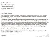 Dear Human Resources Department Cover Letter Human Resources Representative Cover Letter Sample
