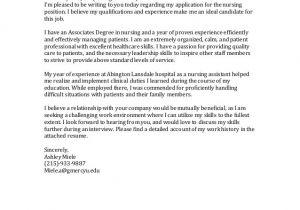 Dear Mr Mrs Cover Letter Nursing Cover Letter