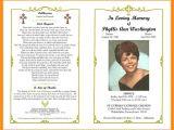 Death Program Templates 9 Free Obituary Program Templates St Columbaretreat House