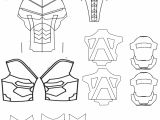 Deathstroke Armor Template attachment PHP 4 977 6 311 Pixels Armors Pinterest