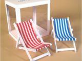 Deck Chair Template A4 Card Making Templates for 3d Deck Chair Display Box