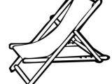Deck Chair Template
