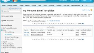 Default Email Template Salesforce Hively How Do I Use Hively with Salesforce Com