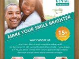 Dental Flyer Templates Free Free Dental Care Flyer Psd Template Designyep