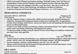 Dental Hygiene Resume Sample Dental Hygienist Resume Sample Tips Resume Genius