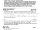 Dental Hygienist Resume Template Free Dental assistant Resume Template 7 Free Word Excel