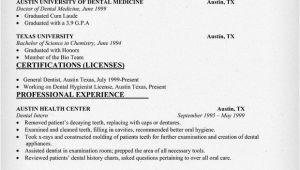 Dental Student Resume Dental Student Resume Sample Dentist Health Larry