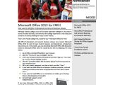 Department Newsletter Templates 8 Sample Office Newsletters Sample Templates