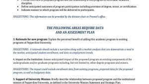 Department Restructure Proposal Template 12 Academic Proposal Templates Sample Templates