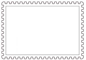 Design A Stamp Template Postage Stamp Design Design A Stamp for One Of the