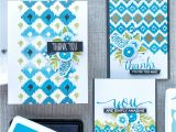 Design A Thank You Card Wplus9 Thank You Card Design Card Making Inspiration