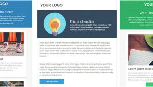 Design Email Template Online Free 6 Free Responsive Marketo Email Templates