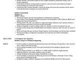 Design Engineer Resume Design Engineer Resume Samples Velvet Jobs