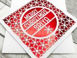 Design Your Own Christmas Card Personalised Christmas Card Happy Holidays Merry Christmas