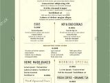 Design Your Own Menu Template Make Your Own Menu Template My Best Templates
