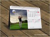Desktop Calendar Design Templates 2018 Horizontal A5 Desk Calendar Design Template Kb10