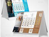 Desktop Calendar Design Templates Indesign 2016 Desktop Calendar Template Calendar