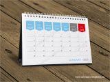 Desktop Calendar Design Templates Monthly Desktop Calendar Planner Printable Table Month