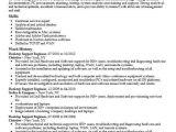 Desktop Support Engineer Resume Desktop Support Engineer Objectives Resume Objective