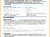 Detailed Resume format Word 5 Cv Sample Word Document theorynpractice