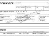 Detention Notice Template Detention Notice Nationalschoolforms Com